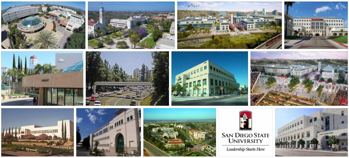 San Diego State University 5