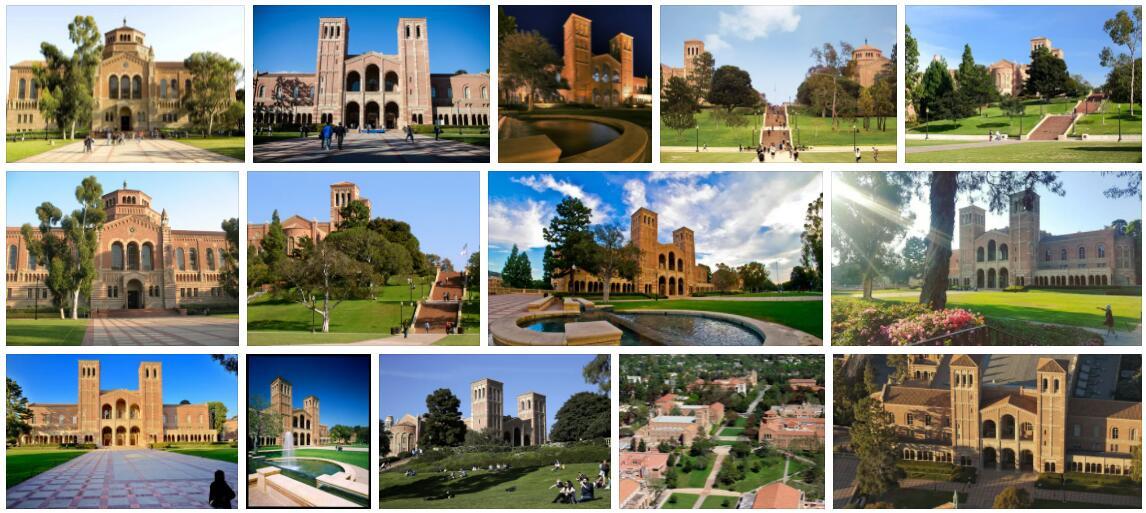 University of California Los Angeles 2