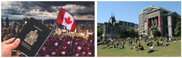 Cultural Characteristics in Canada Part 3