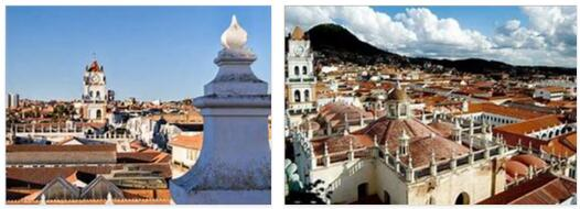 Old Town of Sucre (World Heritage)