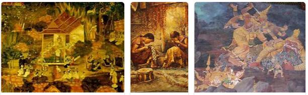 Laos Arts and Literature