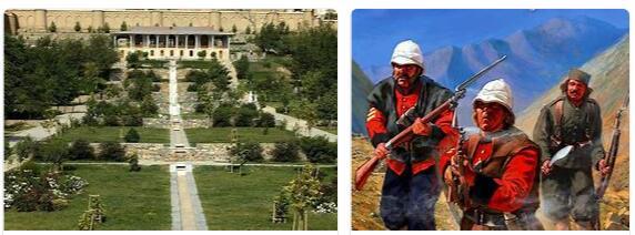 Afghanistan Modern History