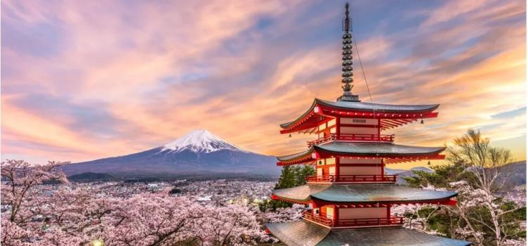 Best Travel Time and Climate for Japan
