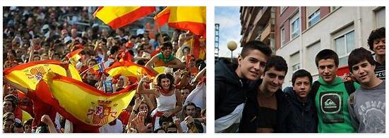 Spain Country and People